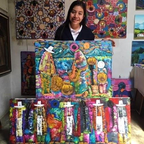 joselyn-cholotio-artista-hace-impresionantes-pinturas-san-juan-la-laguna-comienzo-maya-tzutujil