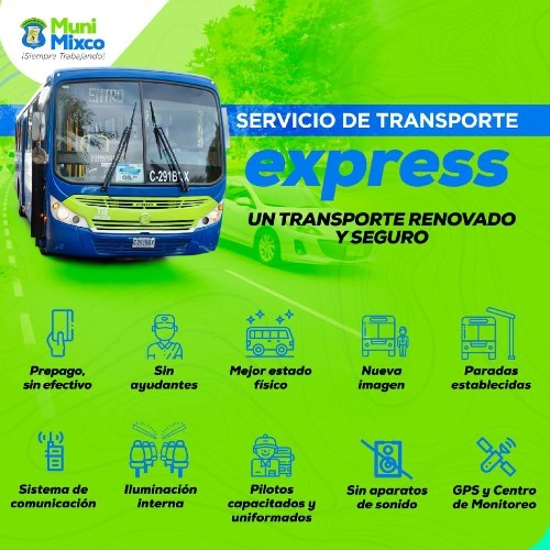 mixco-implementara-nuevas-rutas-express-transporte-publico-guatemala-costo-pasaje-tarjetas-prepago