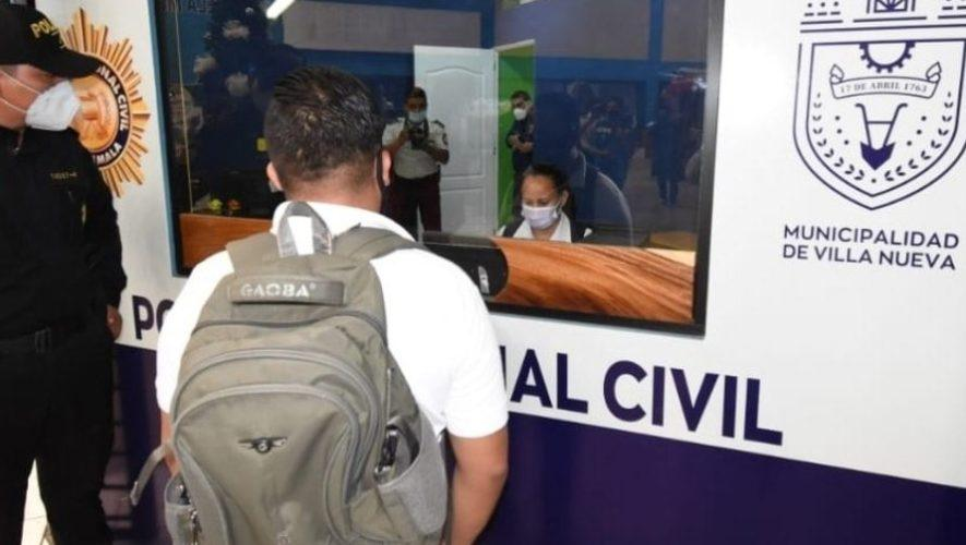 nueva-sede-tramitar-antecedentes-policiacos-villa-nueva-guatemala