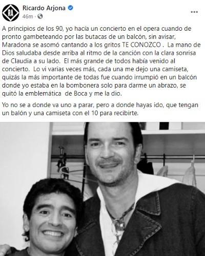ricardo-arjona-compartio-recuerdo-junto-diego-armando-maradona-bombonera-futbolista-argentino