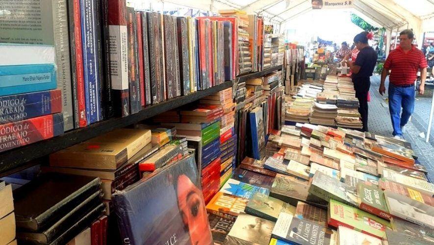 49 Feria Municipal del Libro en la Ciudad de Guatemala | Diciembre 2020