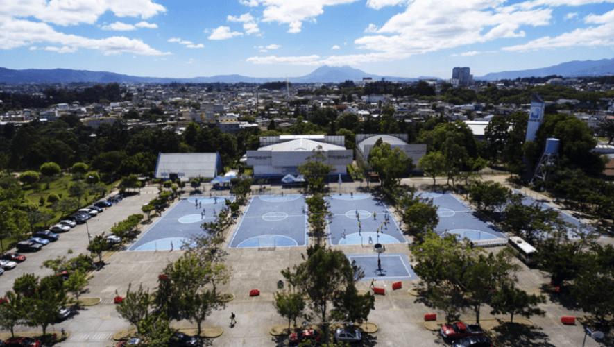 Anunciaron reapertura del Centro Deportivo y Recreativo Parque Erick Barrondo, diciembre 2020