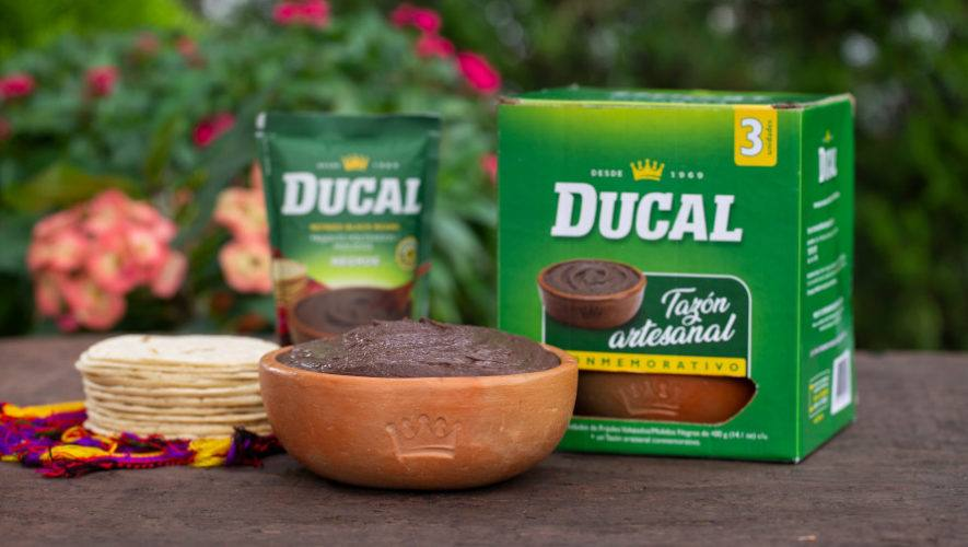 Artesanos guatemaltecos crearon nuevos tazones conmemorativos para Ducal