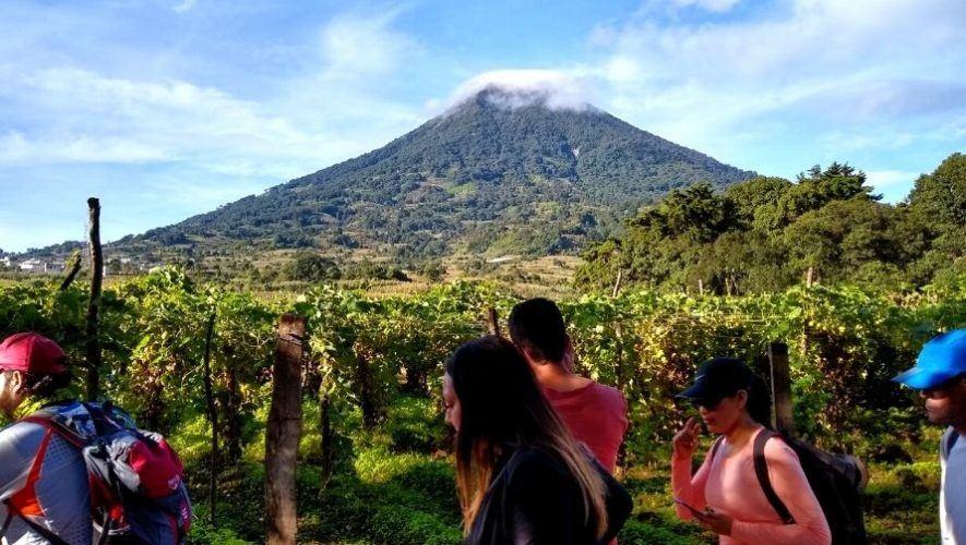 Ascenso de un día al Volcán de Agua | Diciembre 2020