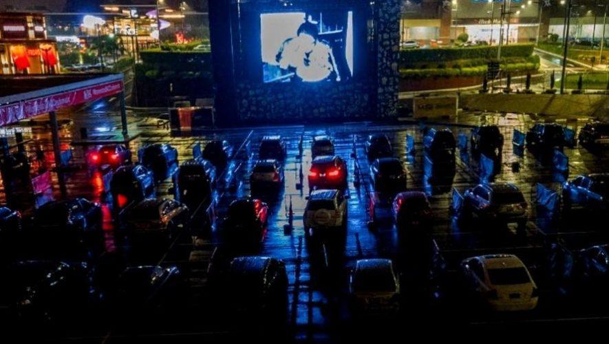 Cartelera de los autocinemas Spot Drive In | 1 al 6 de Diciembre 2020