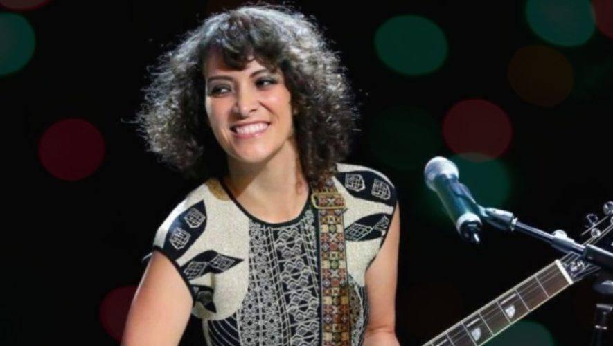 Concierto navideño gratuito de Gaby Moreno, Festival Navideño Paseo de la Sexta | Diciembre 2020