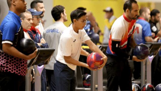 Diego Aguilar se llevó la medalla de oro del Concecabol Juvenil 2020