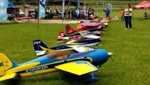 Exhibición de aeronaves y carros de colección | Diciembre 2020