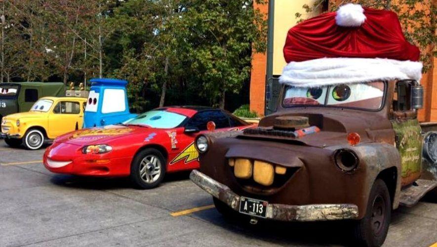 Exhibición de la colección de carros de Cars en Zona 17   Diciembre 2020