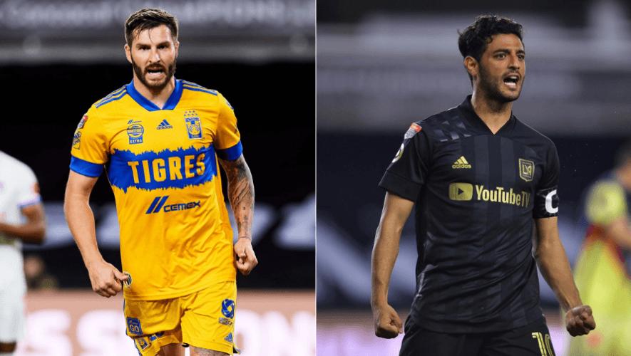 Fecha, hora y canal en Guatemala de la final Tigres vs. Los Ángeles FC, Conchampions 2020