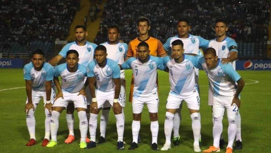 Fechas de los partidos amistosos Guatemala vs. Puerto Rico, enero 2021 (1)