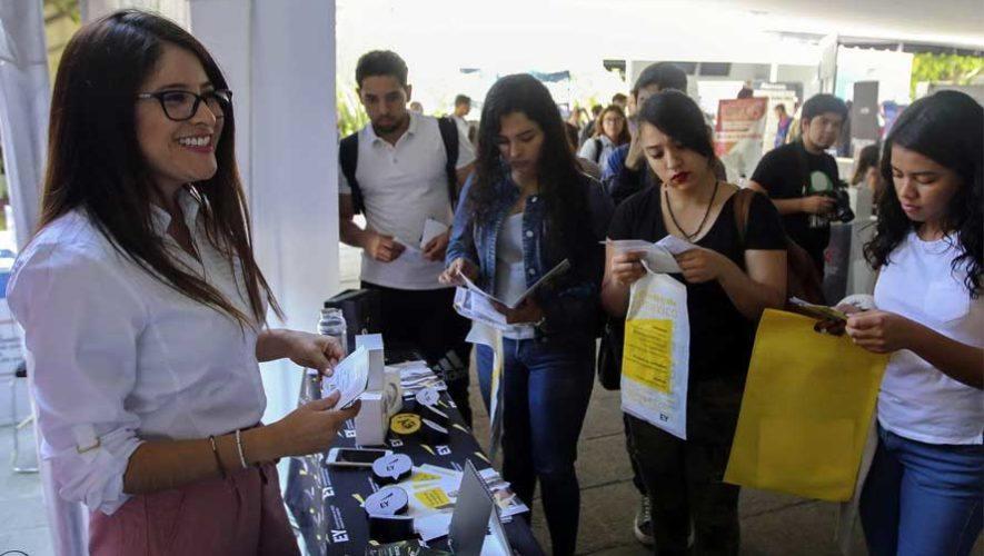 Feria universitaria en Villa Nueva | Diciembre 2020