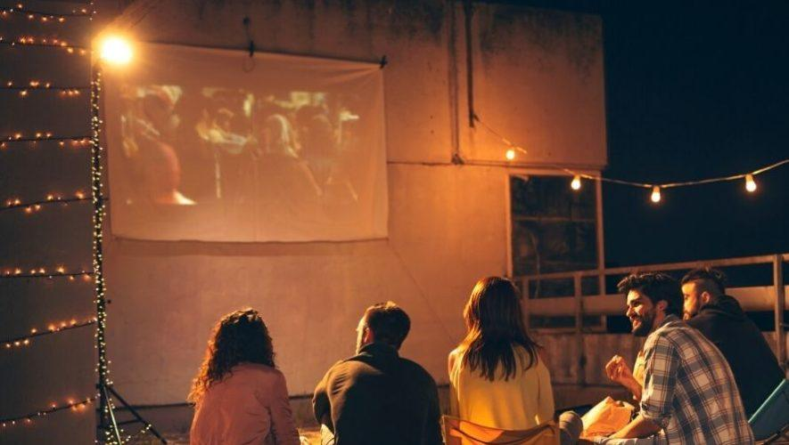 Festival gratuito de cine cerca de Antigua Guatemala | Diciembre 2020