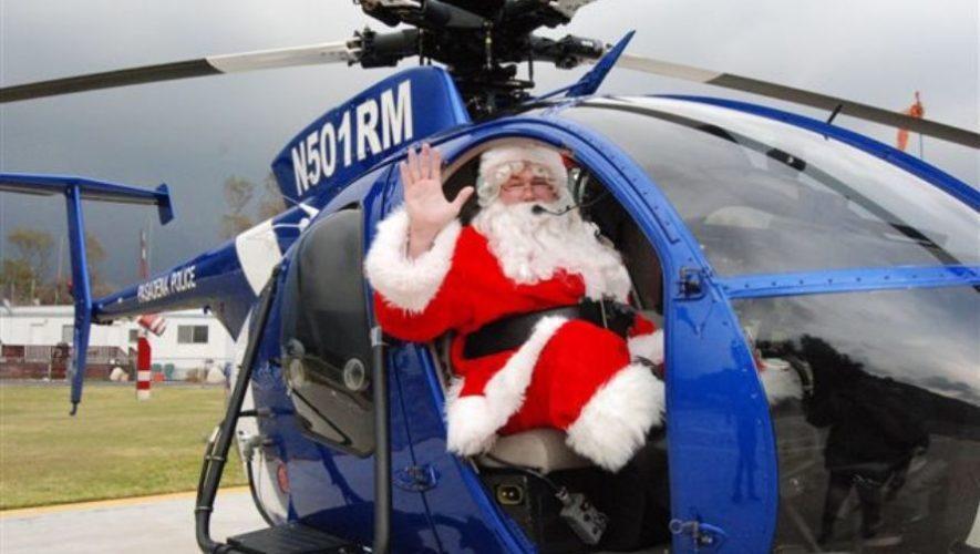 Festival navideño en el Aeropuerto La Aurora | Diciembre 2020
