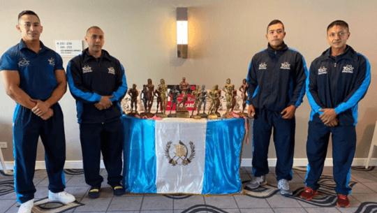 Guatemala obtuvo el tercer lugar del Campeonato Centroamericano y del Caribe 2020