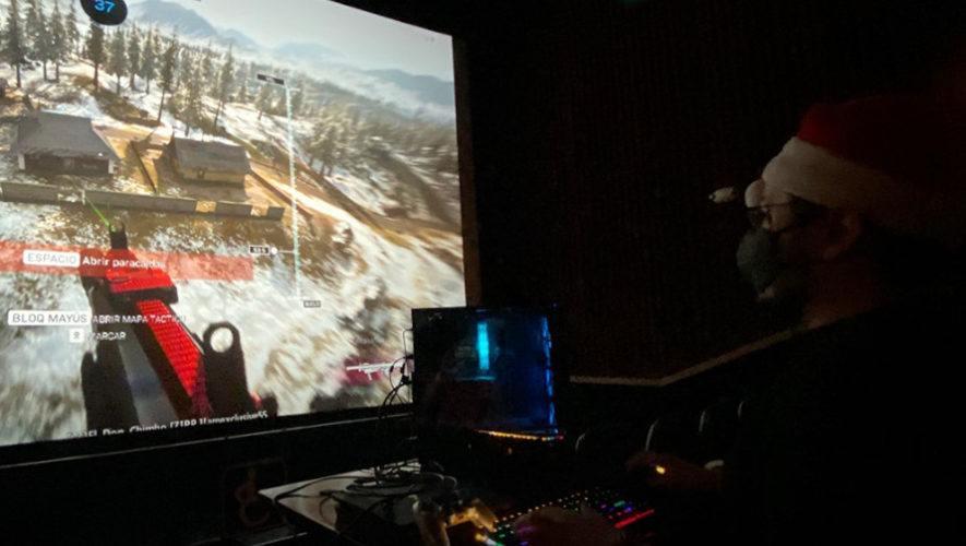 Guatemaltecos disfrutarán de sus videojuegos en pantalla grande con Gamers Club
