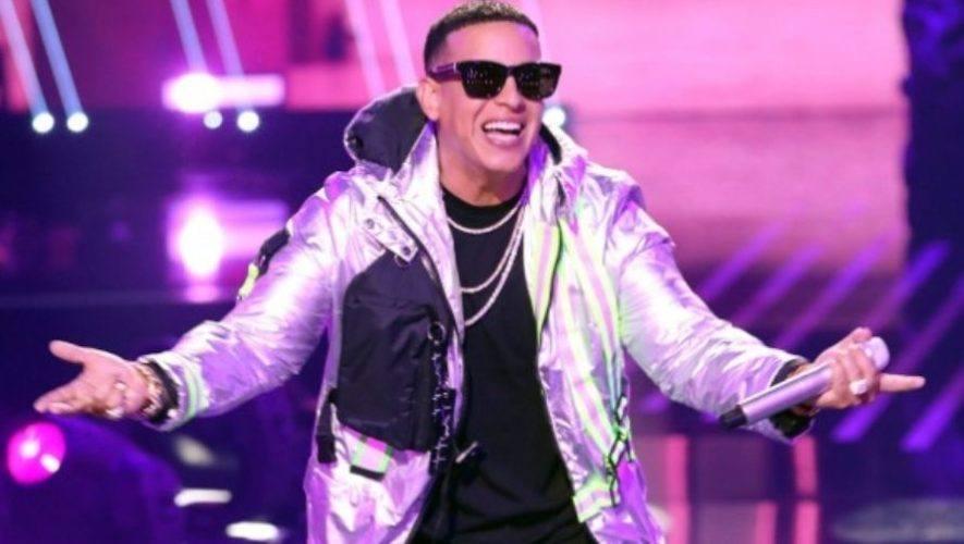 Hora en Guatemala del concierto virtual gratuito de Daddy Yankee | Diciembre 2020