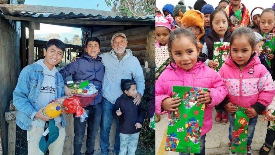 Iniciativa Ilumina el Mundo 2020 busca recaudar víveres y juguetes para familias guatemaltecas