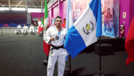 José Ramos ganó medalla de plata en el Open Panamericano de Lima 2020