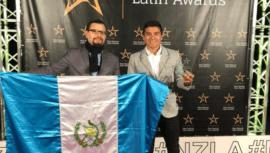 Juan José Chang fue elegido como Deportista del Año de los Premio Latinos en Nueva Zelanda