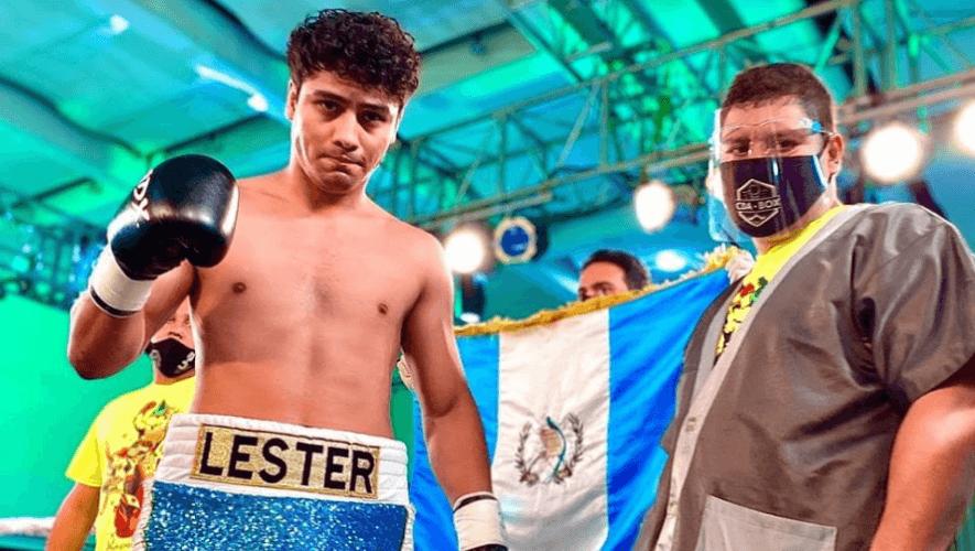 Lester Martínez con una mejor oportunidad luchará por título Latinoamericano del CMB