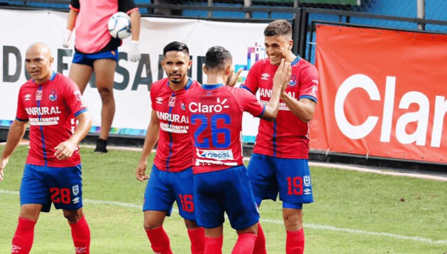 Los equipos clasificados a la fase final del Torneo Apertura 2020 de la Liga Nacional