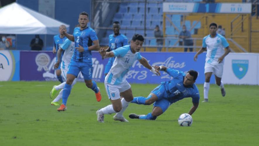 Los posibles rivales que afrontaría la selección de Guatemala en la fecha FIFA, enero 2021