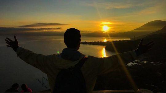 Lugares para ver el amanecer en Guatemala
