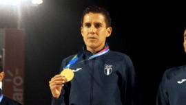 Luis Carlos Rivero buscará superar el récord nacional y centroamericano de maratón