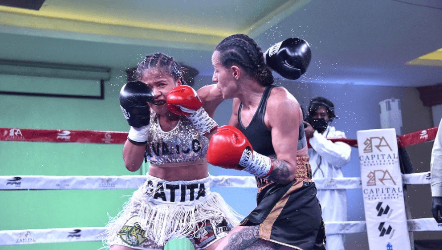 Maria Micheo venció a Judith Vivanco y sumó su novena victoria como profesional