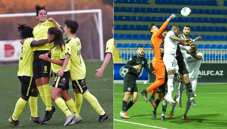Monterroso y Hagen fueron protagonistas en empates del Sabail FC y PM Friol, noviembre 2020