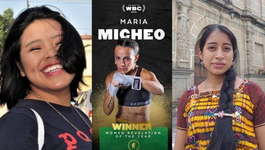 Mujeres guatemaltecas que fueron destacas internacionalmente por sus logros en el 2020