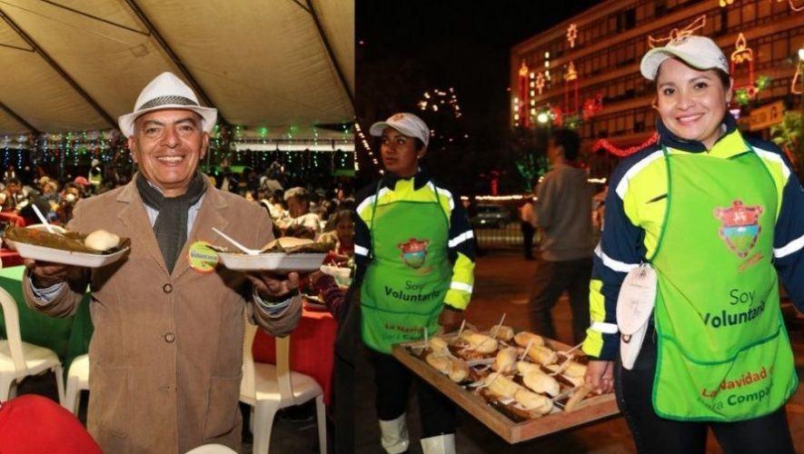 Municipalidad de Guatemala repartirá tamales a hospitales públicos el 24 de diciembre