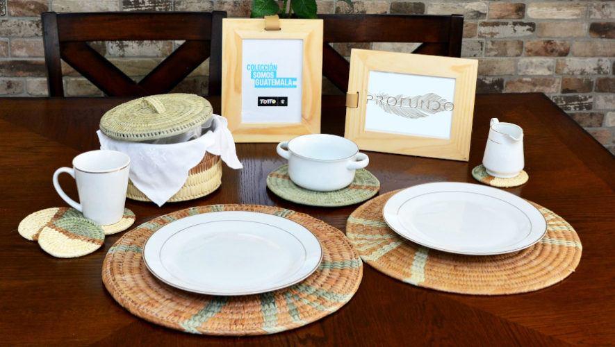 Nueva colección de TOTTO #SomosGuatemala apoya a emprendimientos locales