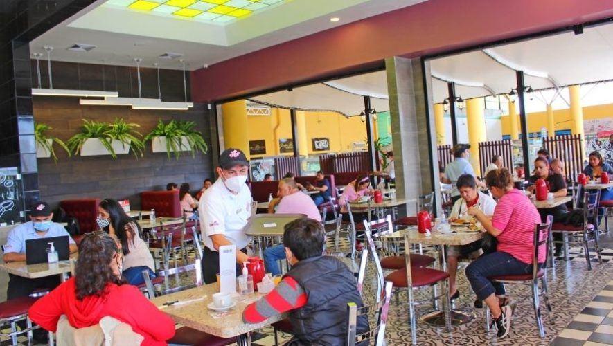 nuevo Restaurante Patsy en Zona 18