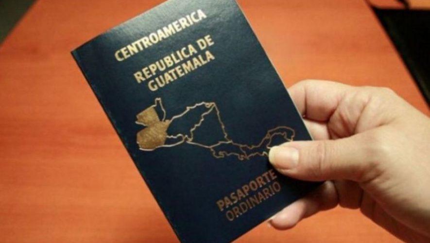 Personas de Quetzaltenango podrán programar cita en línea para trámite del pasaporte