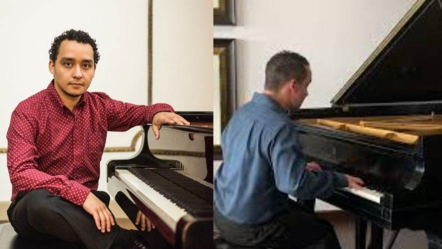 Pianista guatemalteco Carlos Jr Medina ganó dos concursos latinoamericanos de piano