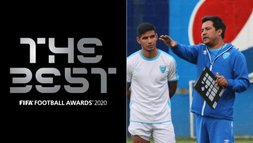 Premios The Best 2020: Así votaron el entrenador y capitán de la selección de Guatemala
