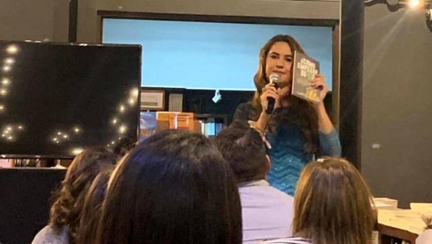Presentación del libro ¿Cómo empezar de 0?, de Daniela Sagastume | Diciembre 2020
