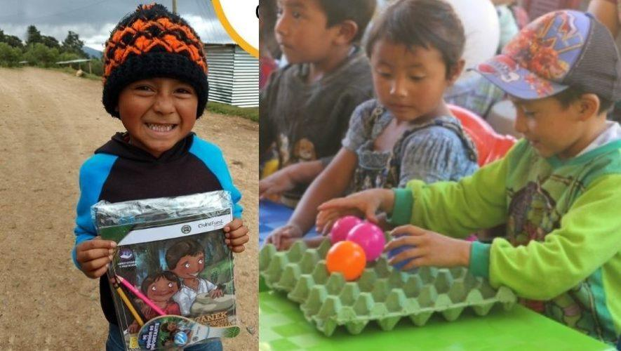 Proyecto de educación lúdica de Child Fund creó radioteatro en idiomas mayas para niños