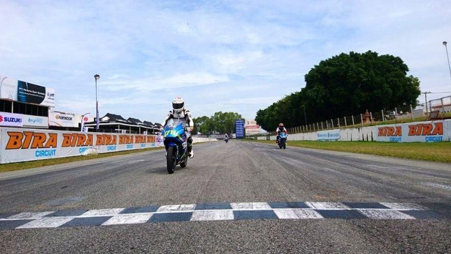 Prueba de manejo gratuita de motocicletas en el autódromo | Enero 2021