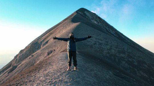 Recomendaciones y equipo para escalar volcanes en Guatemala
