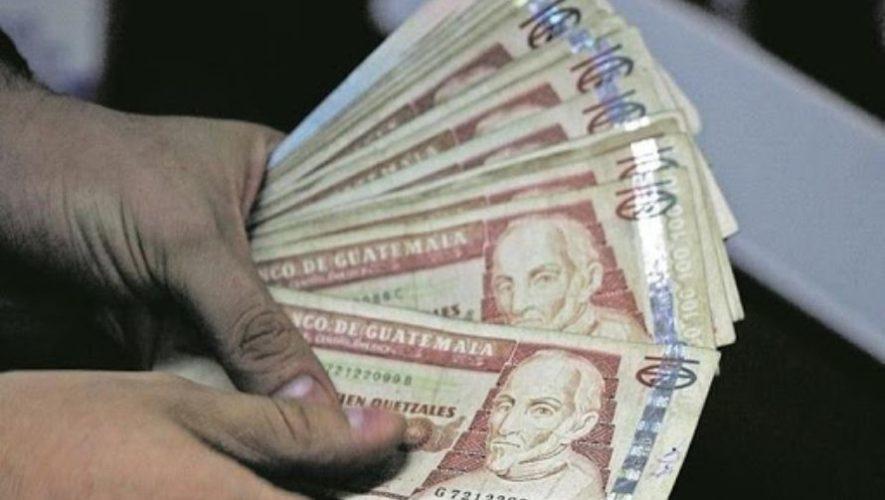 Salario mínimo guatemala 2021