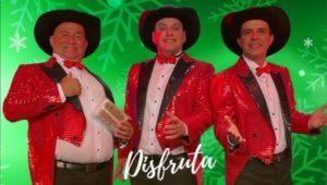 Show virtual de Los Tres Huitecos, especial de Navidad | Diciembre 2020