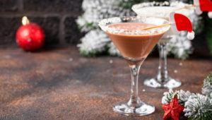 Taller para aprender a preparar cocteles de chocolate en AVIA | Diciembre 2020