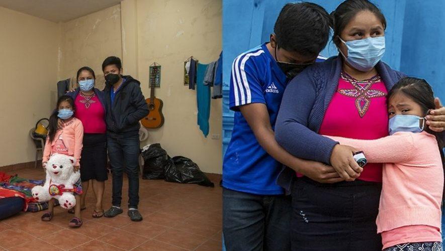 UNICEF Guatemala busca recaudar fondos para ayudar a familias guatemaltecas afectadas por ETA