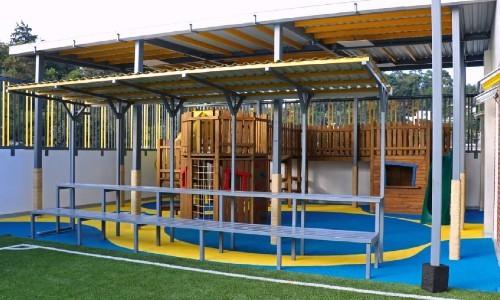 inauguraron-nuevo-mercado-municipal-santa-catarina-pinula-espacios-recreacion-juegos-niños