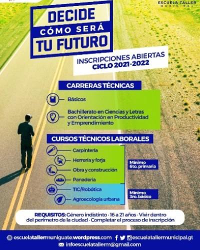 inscripciones-abiertas-carreras-cursos-gratis-municipalidad-guatemala-2021-convocatoria-becas
