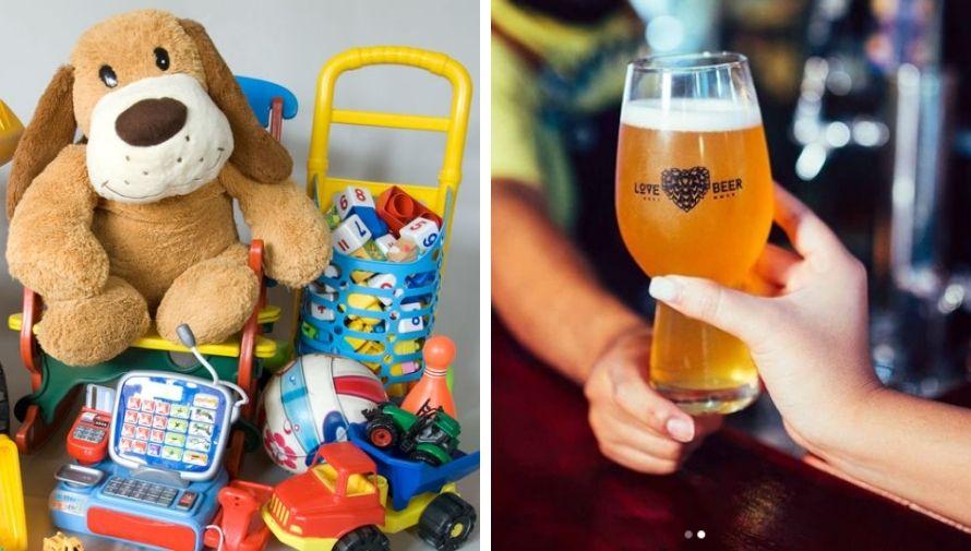 Juguetes Maltosos: iniciativa para recaudar juguetes y donarlos a niños guatemaltecos