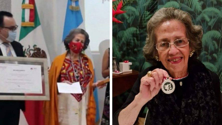 maria-eugenia-gordillo-periodista-guatemalteca-reconocida-medalla-ohtli-mexico